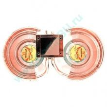 Кулер для видеокарты Thermaltake DuOrb CL-G0102 с тепловыми трубками (медный) - Белгород