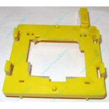 Жёлтый держатель-фиксатор HP 279681-001 для крепления CPU socket 604 к радиатору (Белгород)