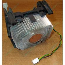 Кулер для процессоров socket 478 с большим сердечником из меди Б/У (Белгород)