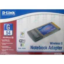 Wi-Fi адаптер D-Link AirPlusG DWL-G630 (PCMCIA) - Белгород